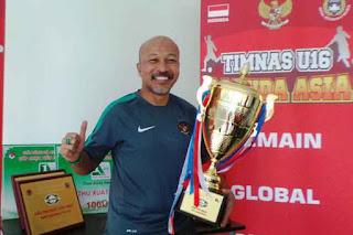 Jadwal Pertandingan Timnas U-16 di Piala AFC 2017 Thailand