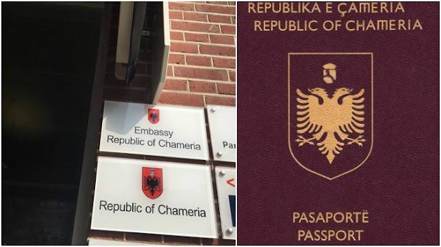 """Άνοιξαν """"πρεσβεία"""" στην Ολλανδία οι Αλβανοτσάμηδες"""