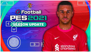 Download eFootball PES 2021 PPSSPP New Update V7.1 Textures & New Kits 2022 With Camera PS4 Best Realistic Graphics