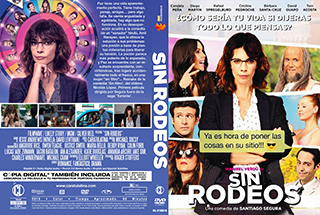 Sin Rodeos - Cover DVD
