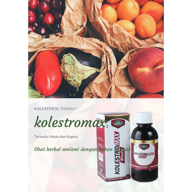ciri ciri kolesterol