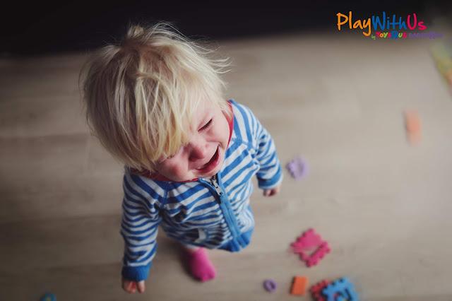 calmer colère enfant
