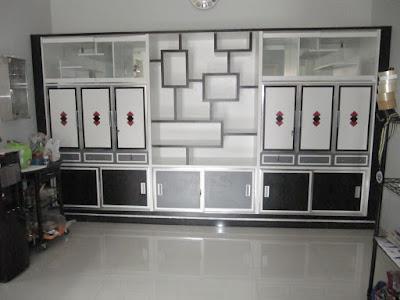 Pesan Lemari Buffet Desain Sendiri - Furniture Semarang