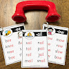 FREE Long Vowel Word Family Lists!!!