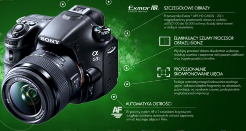 Review Spesifikasi dan Harga Kamera Dslr Sony Alpha SLT A58