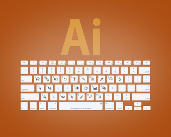 Keyboard Shortcuts Illustrator