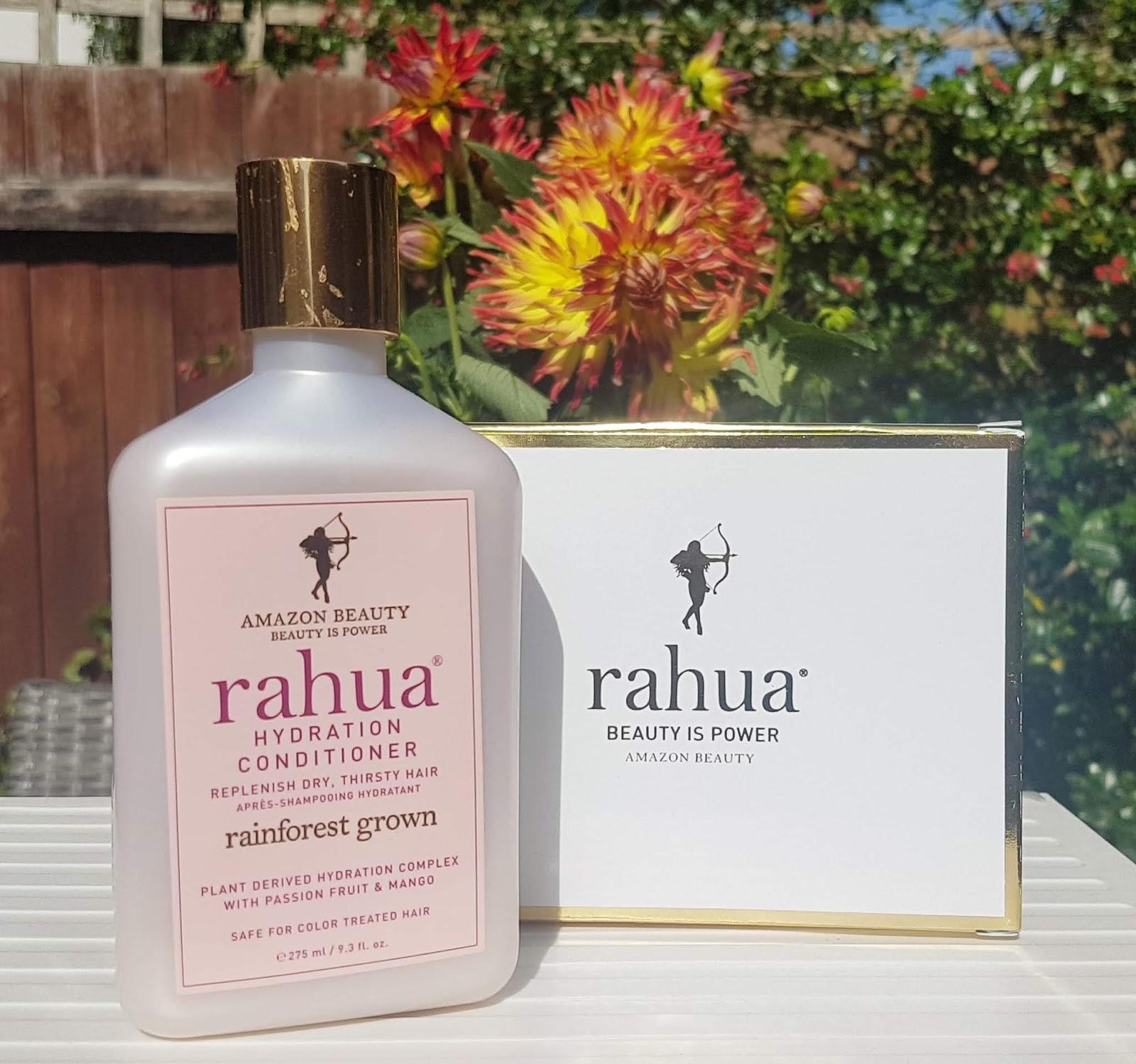 Rahua Beauty - Shampoo Conditioner Review