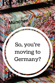 Moving to Gerrmany