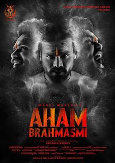 Killer Poster of Manch Manoj Aham Brahmasmi