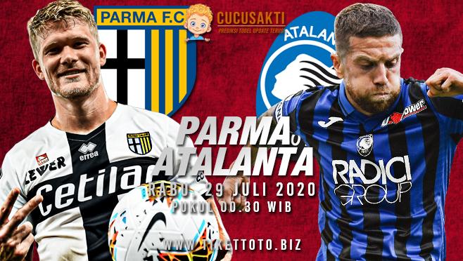 Prediksi Bola Parma vs Atalanta Rabu 29 Juli 2020
