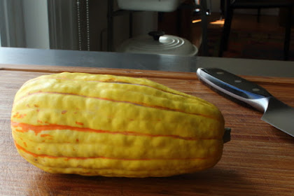 Delicata Squash – They're Not Just for Decorating Anymore