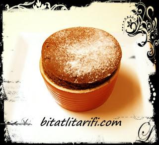 cikolatali muzlu sufle