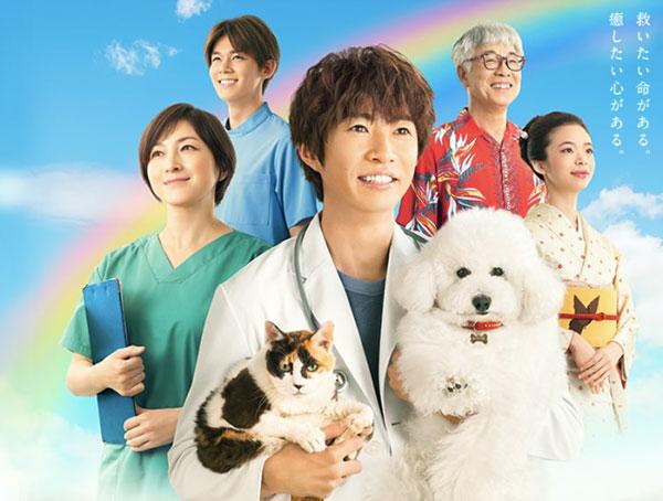 Download Dorama Jepang Boku to Shippo to Kagurazaka Batch Subtitle Indonesia