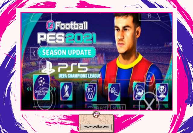 PES Chelito 2021 Iso Ppsspp Transfer 2020 & Camera Ps4 (Review)