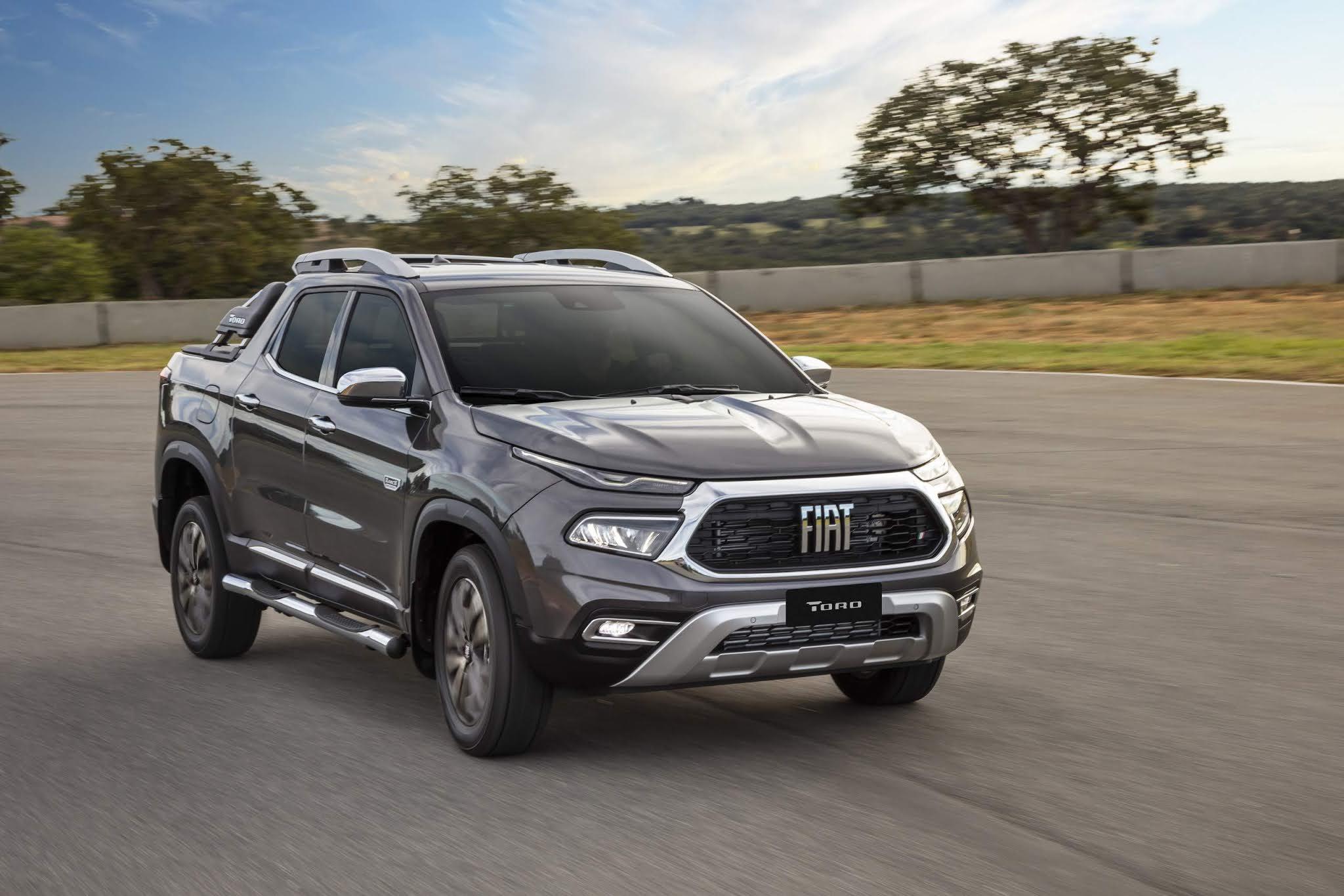 Fiat Toro 2022 - 2º carro mais vendido do Brasil