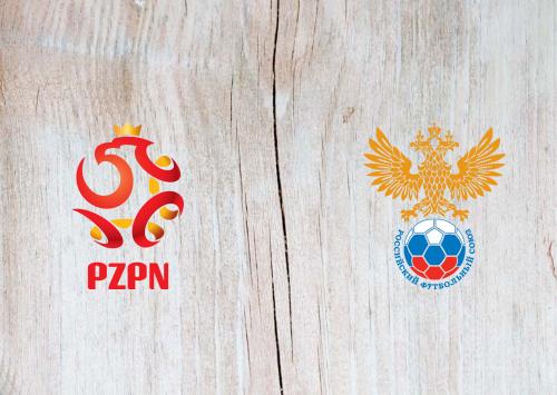 Poland vs Russia -Highlights 01 June 2021