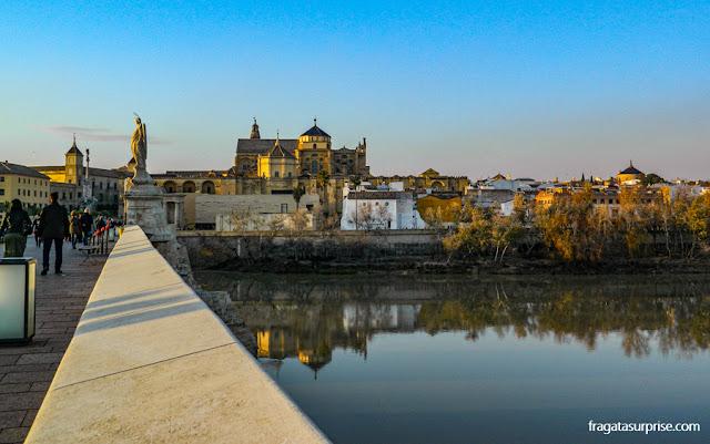 Ponte Romana de Córdoba, Andaluzia, Espanha