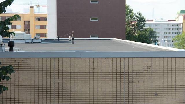 Cara Terbaik untuk Waterproof Atap Datar