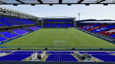 PES 2021 Stadium Ewood Park