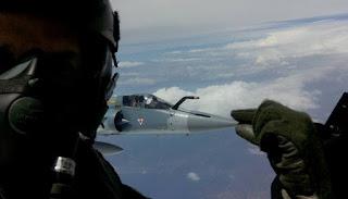 Τρίημερο πένθος στις Ένοπλες Δυνάμεις για τον πιλότο του Mirage