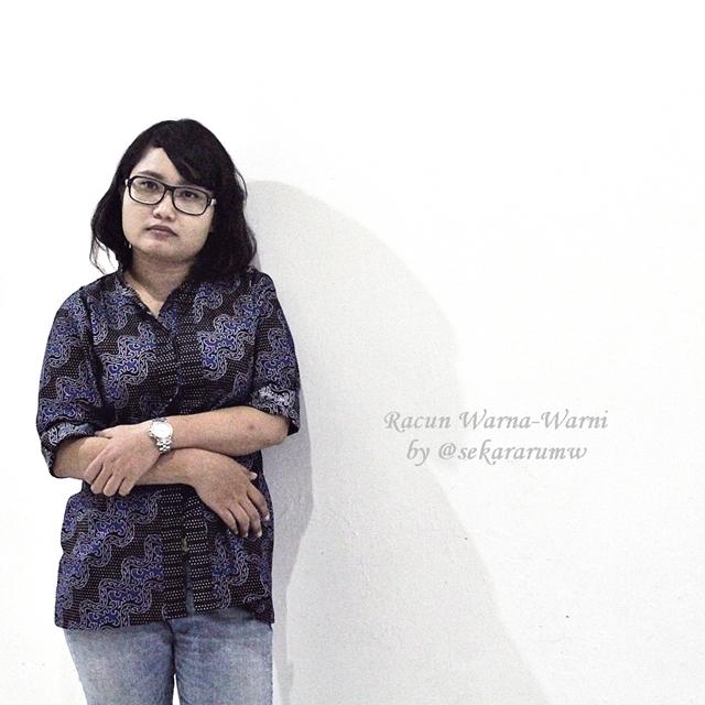 OOTD Hari Batik