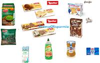 Logo KlikkaPromo: 20 coupon Loacker, Findus, Hero, Grissinbon,SantaLucia, Valsoia,Sole e PandiStelle