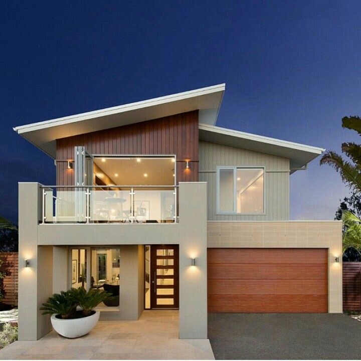 Small Modern Home Exteriors: 55 Photos Of Latest Australian Modern Architectural Houses
