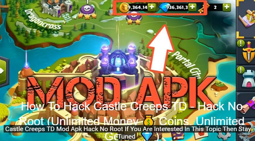 Castle Creeps TD V1.7.1 Mod Apk