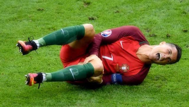 Inilah Nilai Fantastis Asuransi Hanya Untuk Kaki Ronaldo