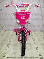 Sepeda Anak Family Magenta 16 Inci