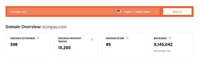 Cara Melihat Domain Overview Dengan Mudah
