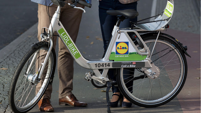 Lidl Bike: Deutsche Bahn launches new bike rental
