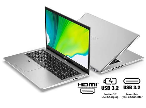 Acer A515-56-50RS Aspire 5 Full HD IPS Display Laptop