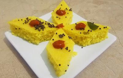 dhokla recipe thehoggerz.com, khatta dhokla recipe thehoggerz.com
