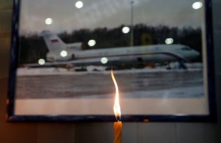 Rusia halla caja negra y otros fragmentos del avión estrellado en el mar Negro