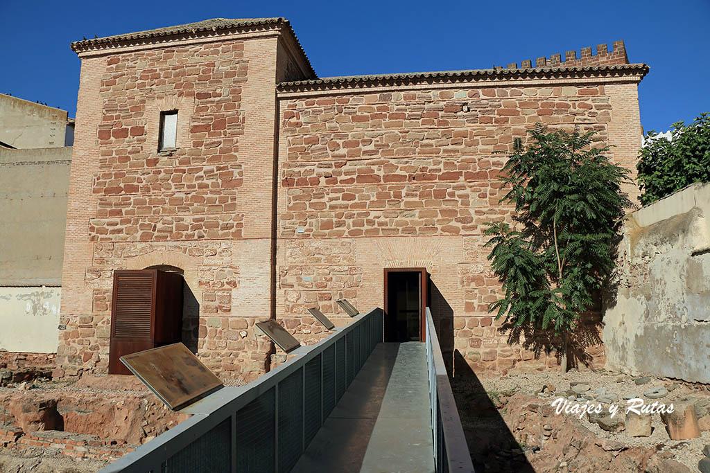 Capilla de San Juan Bautista y yacimientos de Alcázar de San Juan