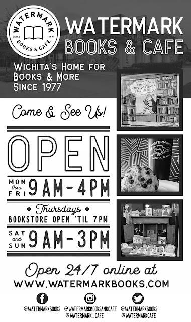 Watermark Bookstore, Wichita, Kansas