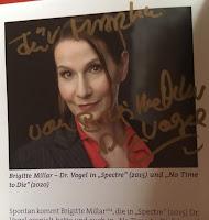 Brigitte Millar als Dr. Vogel