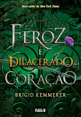 Resenha: Feroz e dilacerado coração/ Cursebreakers #2 -  Brigid Kemmerer