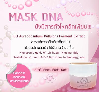 สารสำคัญตัวไหนที่มี skin microbiome technology