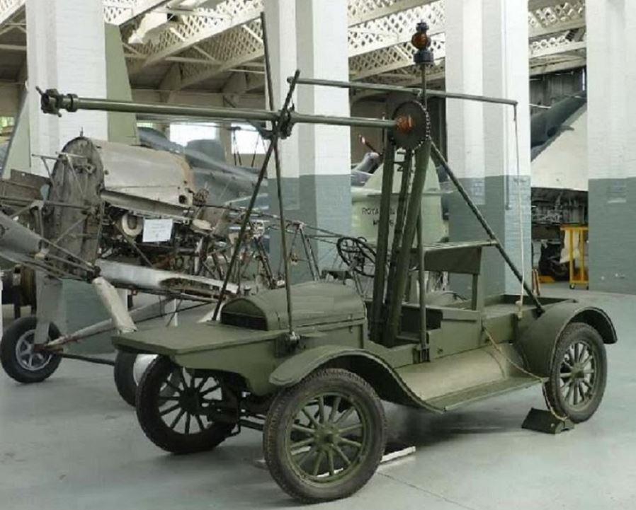 Just A Car Guy: a ' Hucks Mobile Aircraft Engine Starter