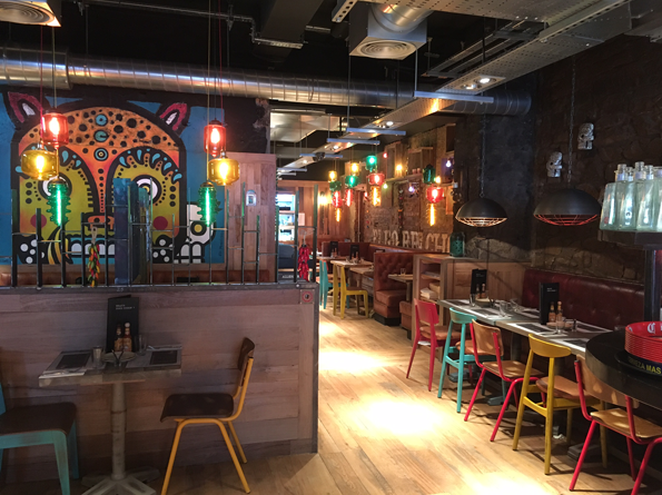 Topolabamba review Edinburgh