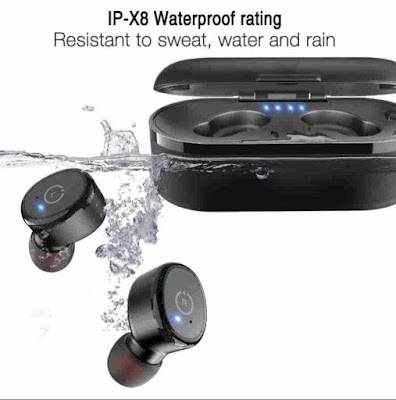 TOZO T10 Bluetooth 5.0 Wireless Earbuds , Buy online At Amazon