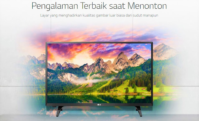 TV LED LG 24TK425A