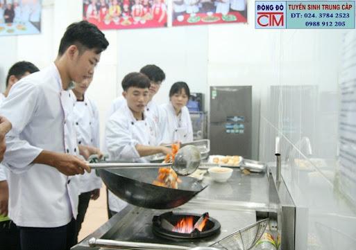 Học phí học nghề Đầu bếp không đáng kể so với thu nhập mà nghề Đầu bếp đem lại