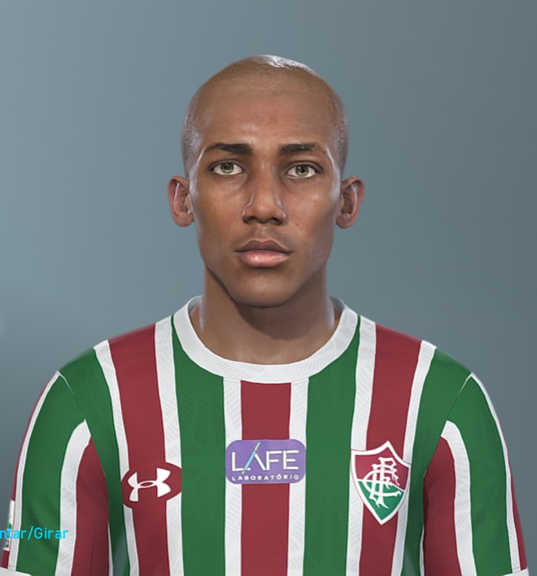 Pes 2019 Faces Lucas Moura By Hugimen: PES 2019 Faces João Pedro By Lucas Facemaker