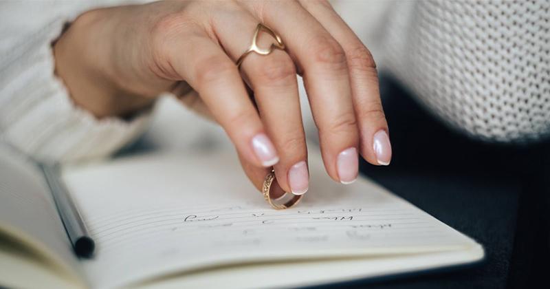 Diário da gratidão: Como escrever pode ajudar a enfrentar a pandemia
