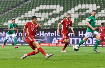 Lewandowski rực sáng mơ cú ăn ba, vượt Messi - Ronaldo ẵm Quả bóng vàng?