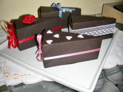 molde de caixa
