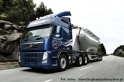 Volvo FM MethaneDiesel